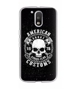 Capa para Celular American Customs Bronx Riders Club