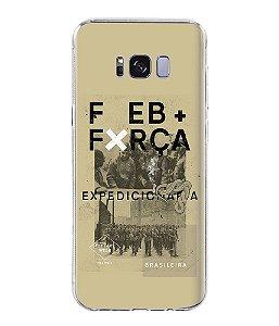 Capa para Celular Militar FEB Força Expedicionária Brasileira