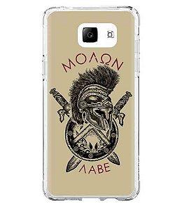 Capa para Celular Militar Molon Labe Spartan