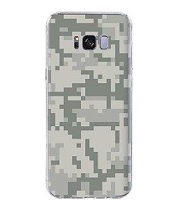 Capa para Celular Militar Camuflado Digital ACU