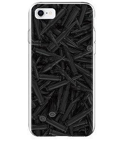 Capa para Celular Militar Bullets