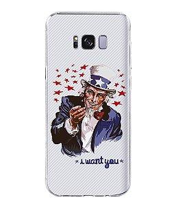 Capa para Celular Militar I Want You EUA