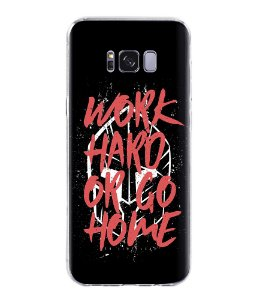 Capa para Celular Work Hard Or Go Home