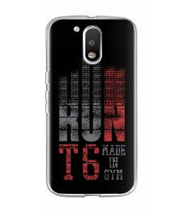 Capa para Celular Run Made In Gym Team6
