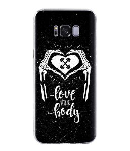 Capa para Celular Love Your Body