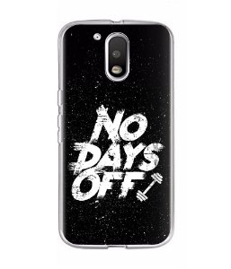 Capa para Celular No Days Off Team6