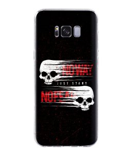 Capa para Celular No Way No Fear Just Start