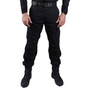 Calça Masculina Combat Preto Bélica