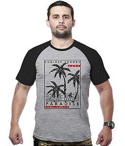 Camiseta Raglan West Coast
