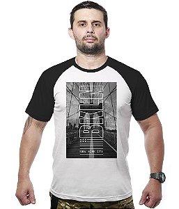 Camiseta Raglan Brooklyn