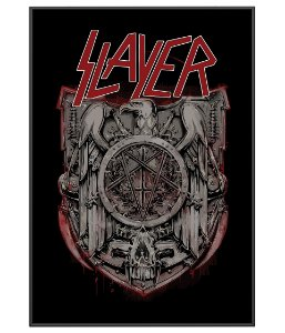 Poster Minimalista Slayer