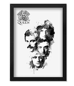 Poster com Moldura Queen