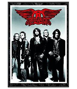 Poster Minimalista Aerosmith