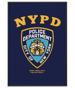 Poster Militar NYPD Police