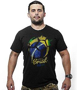 Camiseta Copa Do Mundo Brasil 2018
