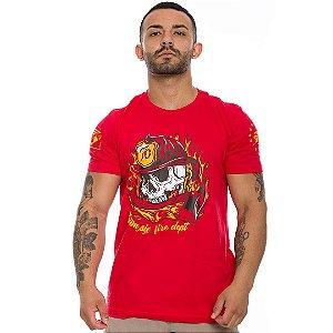 Camiseta Militar Fire DEPT