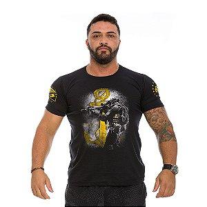 Camiseta Militar Marinha Tactical