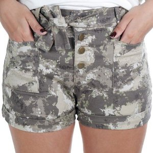 Shorts Dakar Salta Rock Forest Treme Terra