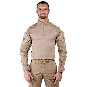 Combat Shirt Coyote Bélica Steel