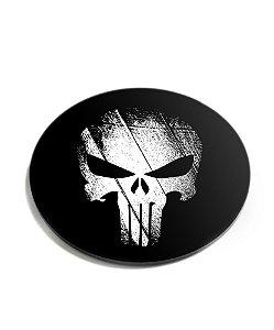 Porta Copos Militar Punisher Acrílico