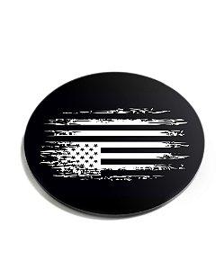 Porta Copos Militar EUA Acrílico