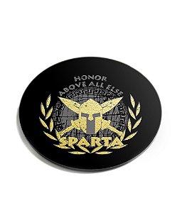 Porta Copos Militar Molon Labe Sparta Acrílico