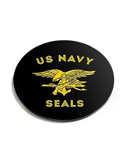 Porta Copos Militar US Navy Seals Acrílico