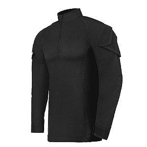 Combat Shirt Operator Preta Invictus