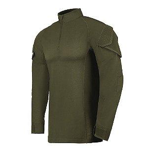 Combat Shirt Operator Verde Oliva Invictus