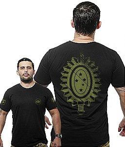 Camiseta Militar Wide Back Exército Brasileiro