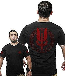 Camiseta Militar Wide Back SAS