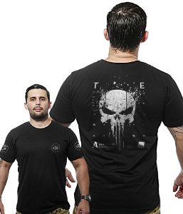 Camiseta Militar Wide Back New Punisher