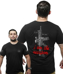 Camiseta Militar Wide Back This is The Tool
