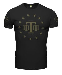 Camiseta Militar Concept Line Team Six  Tactical  Hurricane