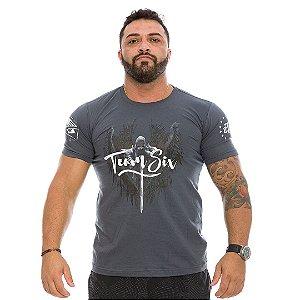Camiseta Militar Masculina Concept Line Team Six  Arcanjo Hurricane