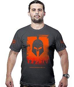 Camiseta Militar Si Vis Pacem Para Bellum Hurricane Line