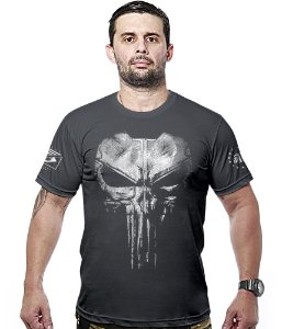 Camiseta Militar Punisher Plate Hurricane Line