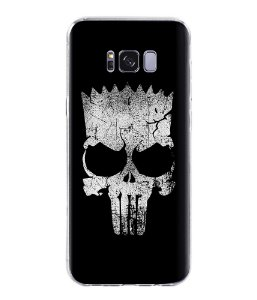 Capa para Celular Punisher Bart