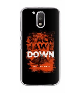 Capa para Celular Black Hawk Down