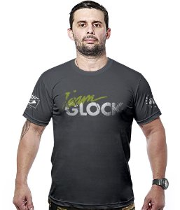 Camiseta Team Glock Hurricane Line