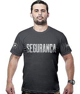 Camiseta Militar Segurança Hurricane Line