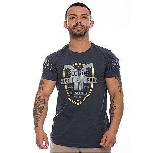 Camiseta Militar Top Gun Hurricane Line