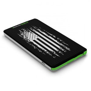 Carregador Portátil Power Bank Parabellum EUA Defence