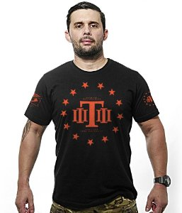 Camiseta Militar Concept Line Team Six Wear