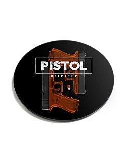 Porta Copos GUFZ6 Glock Pistol Operator
