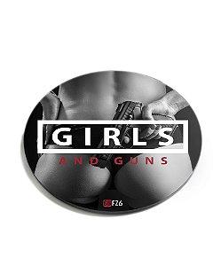 Porta Copos GUFZ6 Girls and Guns