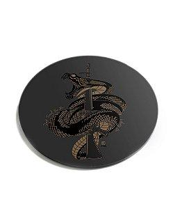Porta Copos GUFZ6 Don't Tread On me Snake