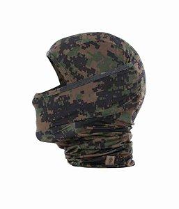 Balaclava Tática Snake Marpat Bravo Militar