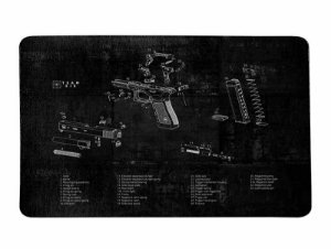 Tapete Militar Glock Parts