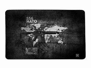 Tapete Militar Team Six Magnata 556 Nato American Guns